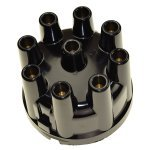 Crusader Distributor Cap Model/Engine 302, 351 1971-1975 8 Cyl. Inboard Ignition CDI Part# E64-0008 Replaces OEM# Crusader 3000121 / Mercruiser 393-4988T, 393-4988T2, 393-4988, 393-3230