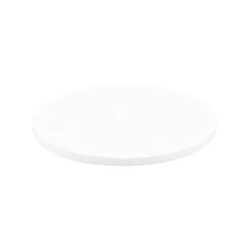 Tansoole Ø50mm PTFE-Oberflächenschale labortabletts mit verschmolzenem rand