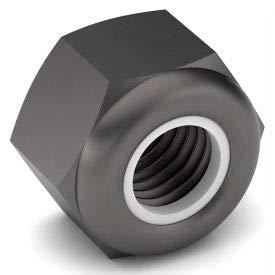 1-14 Bargain sale NTE Nylon Insert Lock Nut - Steel Omaha Mall C 2 Grade Carbon Zinc