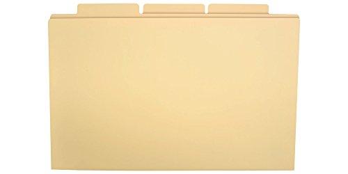 Ruby Paulina 11x17 File Folder (Manila) 60 pack