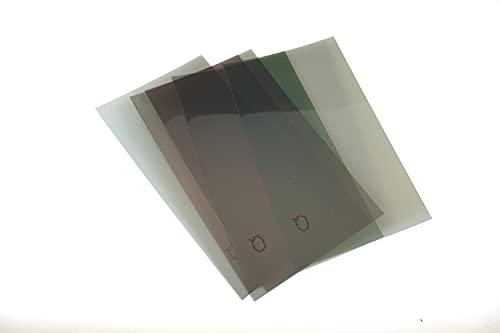S4H 10x Bildschirm Polarizer Polariser Film Folie geeignet für Samsung Galaxy S7 SM-G930F