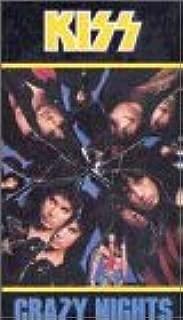 Crazy Nights VHS