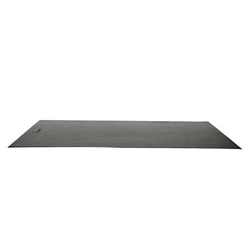 Sunny Health&Fitness NO. 074-L Treadmill Mat Large, Black