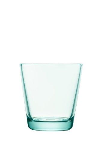 Iittala Gläser Tumbler Juomalasi 21 cl, wassergrün, 2 Stück