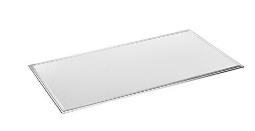 LED Deckenleuchte Panel 120x60cm, 64W Ultraslim Modern Deckenlampe, Warmweiß 3000K Wohnzimmer-lampe, Rechteckig, Deckenstrahler Wandleuchte für Büro, Küche, Badezimmer Von Fairyland