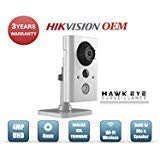 Best Hikvision Wireless Ip Cameras - 4MP Wireless Security IP Cube Camera - PoE Review
