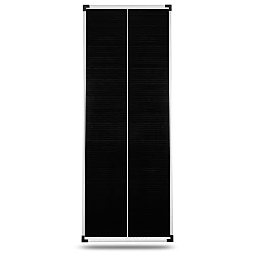 Jws - Panel solar monocristalino 100w 12v