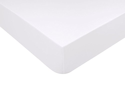 Jalla Drap Housse, Coton, Blanc, 160x200 cm