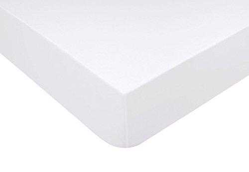 Jalla Drap Housse, Coton, Blanc, 120x190 cm
