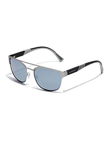 HAWKERS Vital Gafas de Sol, Silver Chrome, One Size Unisex Adulto