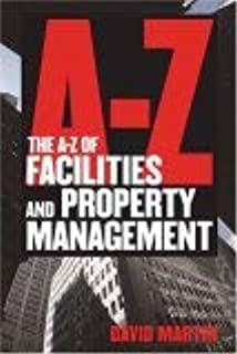 A-Z of Facilities and Property Management by David M. Martin - Paperback