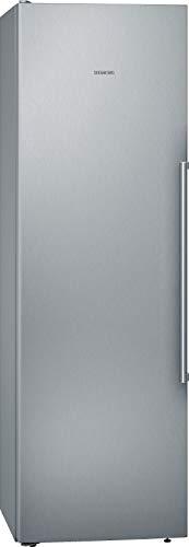 Siemens KS36VAIDP iQ500 Frigorífico independiente D / 93 kWh/año / 346 L/hyperFresh Plus/Iluminación interior LED/estantes de cristal easyAccess