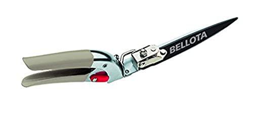 Bellota 3555 - Tijeras cortacésped, para cortar el césped, tijeras para jardinería