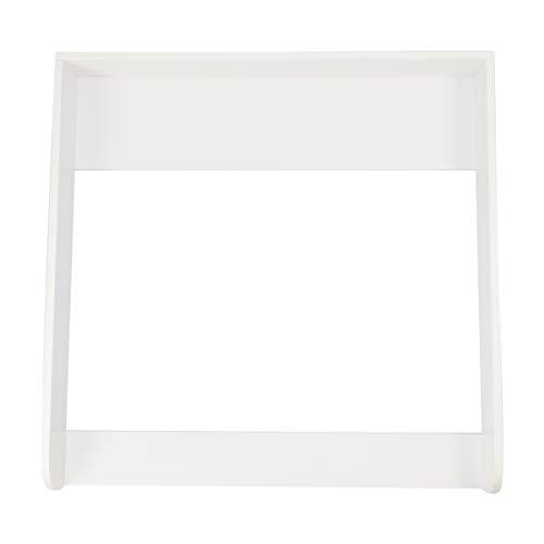 PuckDaddy XS-1 Extra bordes redondeados! Cambiador superior adecuado para todas las cómodas Nordli de IKEA