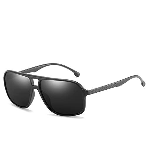ZEMENG Gafas de Sol de Ciclismo, Hombres Mujeres Polarizadas Gafas de Sol, Conducción al Aire Libre Espejo Clásico Gafas de Sol, Ciclismo Reading Gafas Unisex, Protección UV400,D