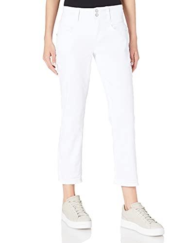 Street One Damen Jane Jeans, White, W28/L26