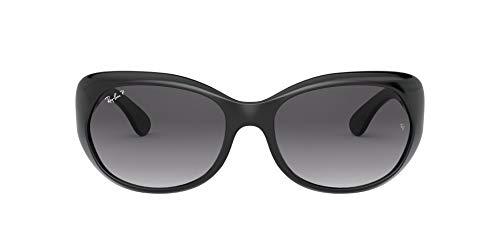 Ray-Ban RB4325-601/T3 Gafas de sol, Negro, 59 Unisex