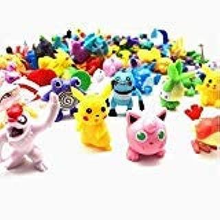 Lsxszz8-coleccion de 144 Figuras de plastico Diferentes Ninguna Esta Gifts for Children