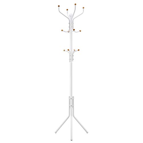 SONGMICS Metal Coat Rack