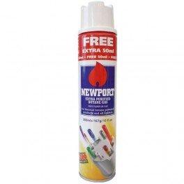 Newport Gas für Feuerzeug, 250 ml