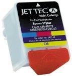JetTec Tintenpatrone für Epson Stylus Color 480/580 Farbe