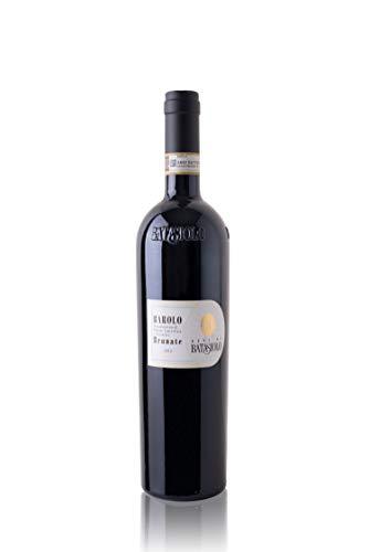 Batasiolo, Barolo Docg Brunate 2014, 750 Ml, Vino Tinto Seco Barolo La Morra Brunate, Moradas Floral Frutal, Tanino - 750 ml