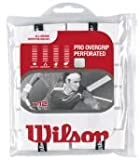 Wilson Pro Overgrip Perforated-12pk by