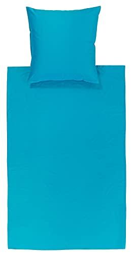 Bassetti Funda de cojín para ropa de cama Tinta Unita 3241 en 40 x 80 cm