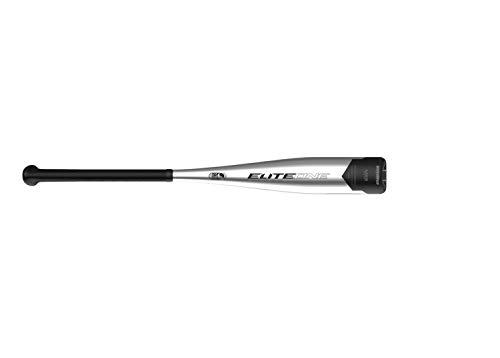 """Axe Bat 2019 EliteOne Junior Big Barrel (-10) USSSA Baseball Bat, 27""""/17 oz"""