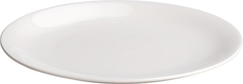 A di Alessi AGV29/5 All-Time - Set de platos de postre (porcelana, 4 unidades)