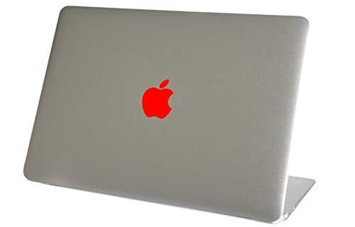 Rode kleur Changer MacBook Air Logo Vinyl Sticker Sticker Sticker Mac Apple Laptop iPad