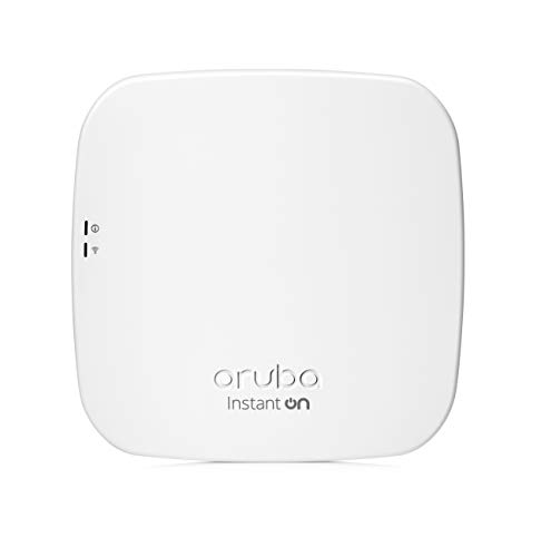 Aruba Instant On AP11 2x2 WiFi Access Point | US Model | Power Source Not Included (R2W95A)