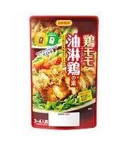 日本食研 鶏モモ 油淋鶏の素 2袋組