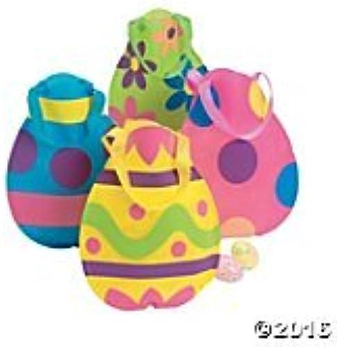 Egg-Cellent Easter Egg Totes by orientaltrading