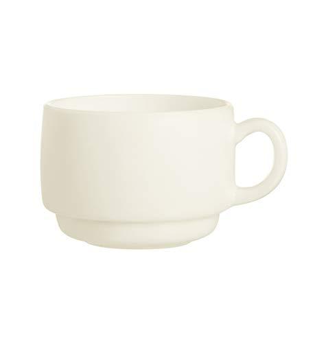 Visiodirect Lot de 48 Tasses à thé Intensity - 19cl