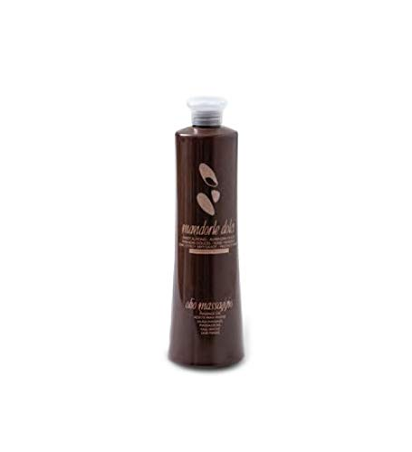 Ro.ial. Olio Massaggio - Mandorle Dolci - Olio da massaggio - 500 ml