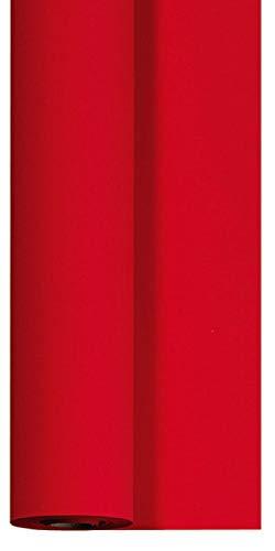 Duni Dunicel® Tischdecke rot, 1,18m x 10m, 185529 Tischdeckenrolle