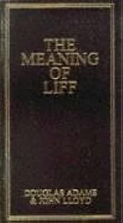 The Meaning of Liff by Adams, Douglas, Lloyd, John (1983)