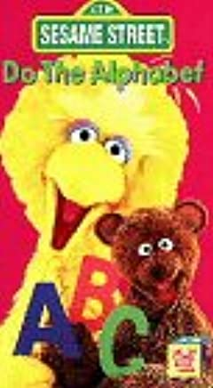 Amazon com: Sesame Street - Do the Alphabet [VHS]: Jim