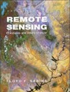 Remote Sensing: Principles and Interpretations