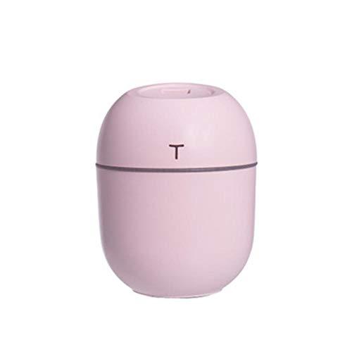 TangLong Diffusore ad ultrasuoni di Umido umidificatore d Air USB Mini atomizzatore aromathérapie diffuseur huile essentielle pour The Bureau à la Maison-Rosa