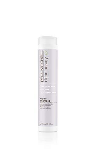 Paul Mitchell Clean Beauty Repair Shampoo – Haar-Wäsche Mit Amarant-Extrakt, Pflege Und Reparatur Für Geschädigtes Und Brüchiges Haar – 250ml