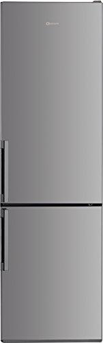 Bauknecht KGSF 18 A3+ IN Kühl-Gefrierkombination / A+++ / 189cm Höhe / 162kWh/ Jahr / 230L Kühlteil / 111L Gefrierteil / leise 38dB / StopFrost / ProTouch