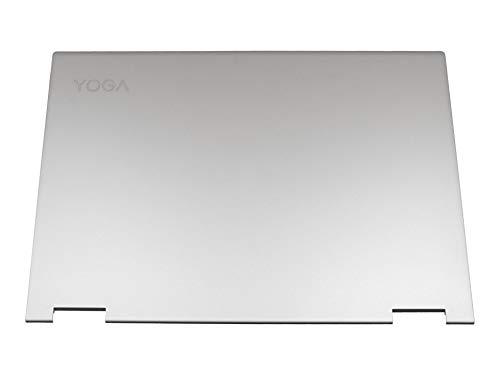 Lenovo Yoga 730-15IWL (81JS) original Displaydeckel 39,6cm (15,6 Zoll) Silber