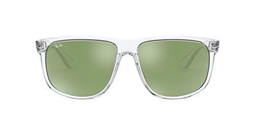 Ray-Ban Herren Rb4147 632530 60mm Sonnenbrille, Beige (Transparente), 0
