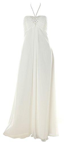 Laura Scott Wedding® Brautkleid Kleid Hochzeit Hochzeitskleid Champagner 38