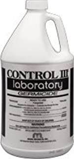 Control Iii Disinfect.Germicide Ready To Use Gal.