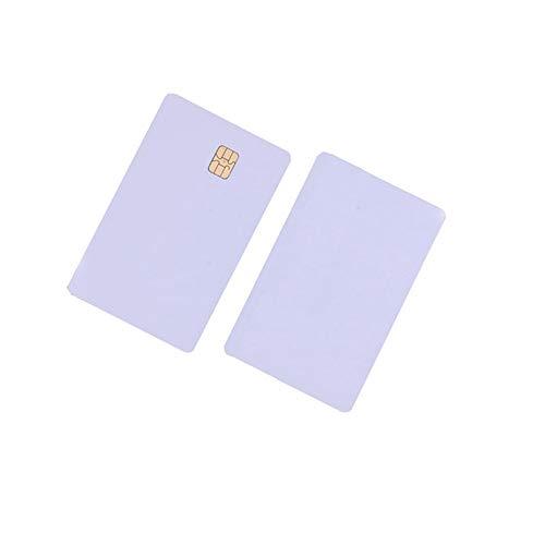 50pcs FM 4442 Chip PVC Smart Card Leere IC Karten ISO7816