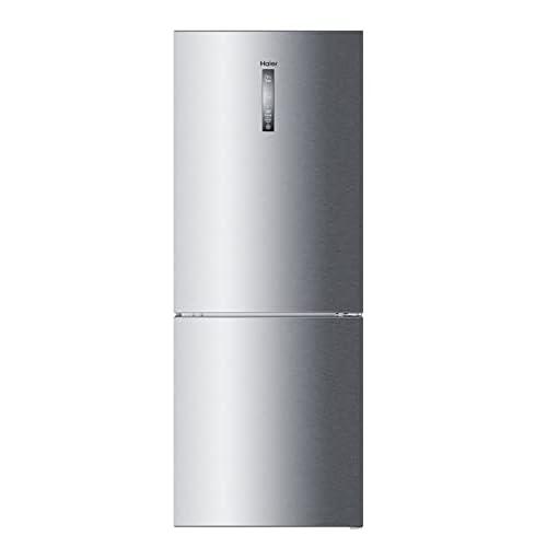 Haier C3FE844CGJ Freestanding 450L A+++ Silver fridge-freezer - Fridge-Freezers (450 L, No Frost (fridge), SN-T, 12 kg/24h, A+++, Silver)