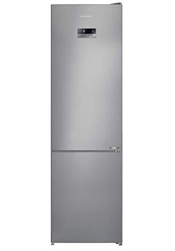 Grundig GKN 26231 XP Kühl- und Gefrierkombination-75 Jahre Grundig, Duo-Cooling No Frost-Technologie, ComfortFit, FullFresh+, Display, SuperFresh